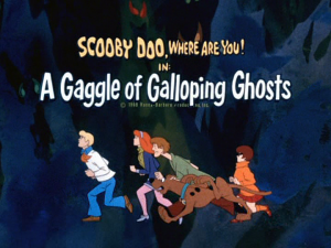 A_Gaggle_of_Galloping_Ghosts_title_card