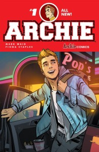 Archie Volume #1 Cover Image