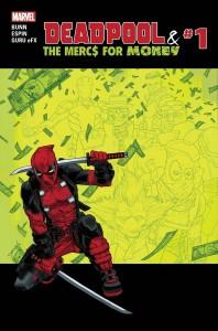 Deadpool & the Mercs for Money #1 Cover Image