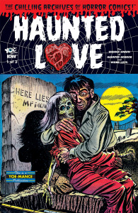 Haunted Love #1  Cover Image
