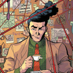 Dirk Gently's Holistic Detective Agency: A Spoon Too Short #1 Review