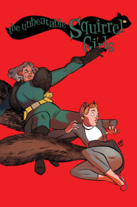 The Unbeatable Squirrel Girl Cover Image #5