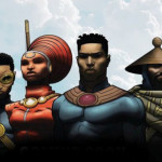 Vortex Comics: The Rise in African Comic Books