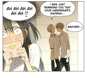 19 days old xian manga review
