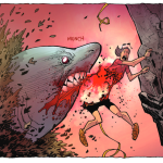 GrizzlyShark #1 Review