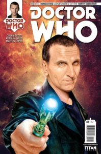 Doctor Who: The Ninth Doctor #1 Cover A