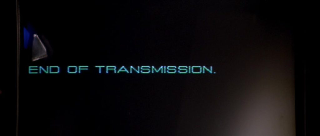 Alien3 End of Transmission