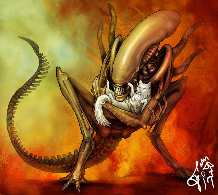 Aliens & Cats 3