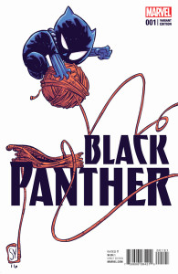 Black Panther Young Variant