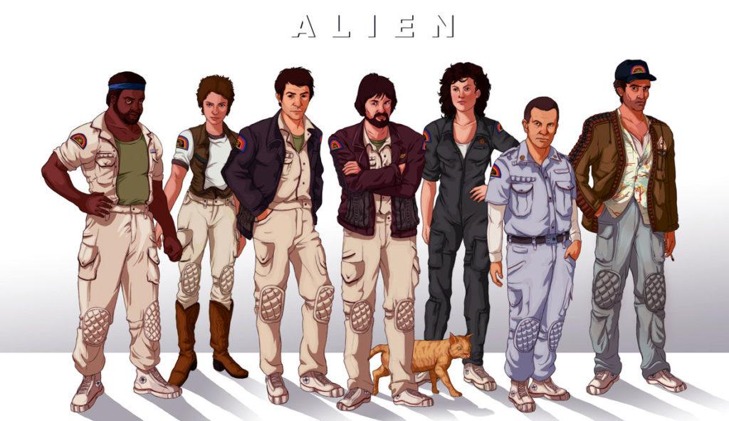 Crew Members 3