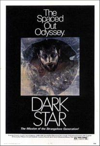 Dark Star Theatrical Poster
