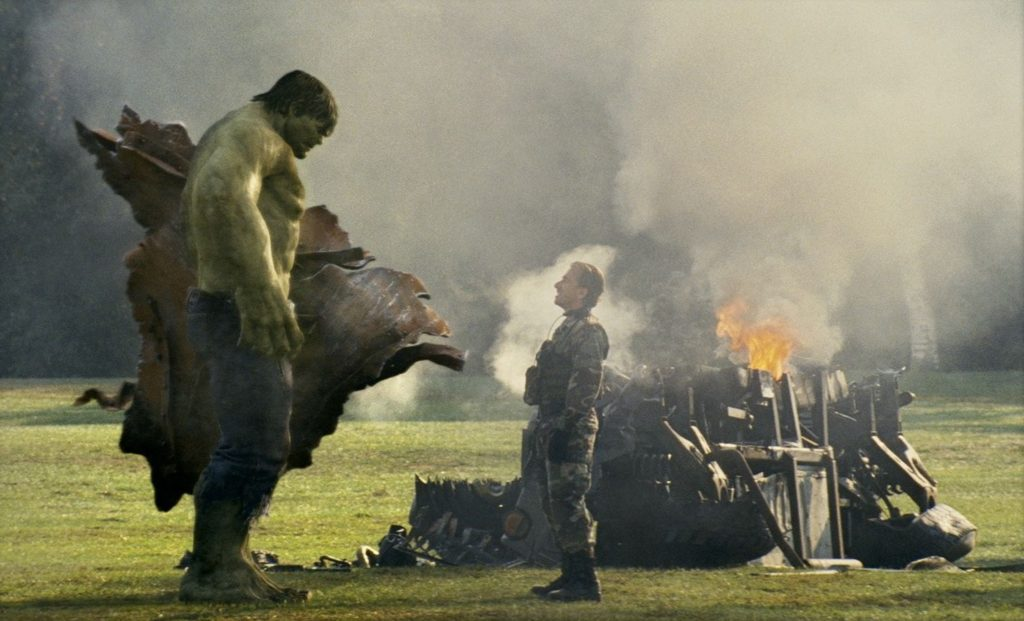 MCU rewatch - Hulk