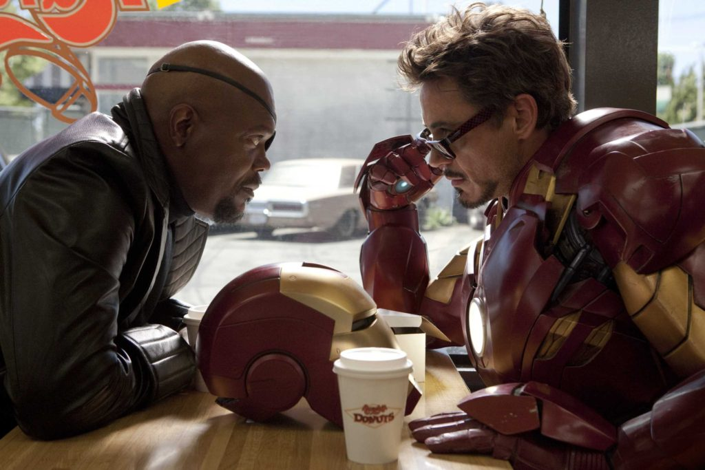 MCU rewatch - Iron Man 2
