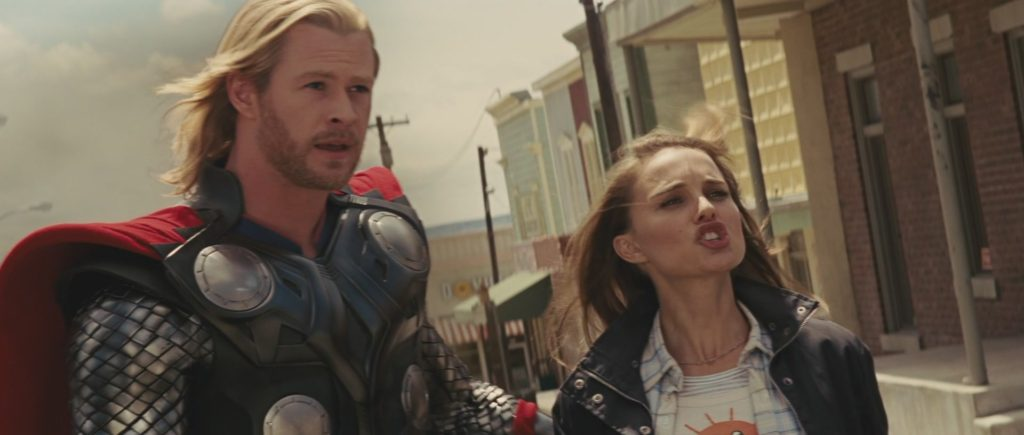 MCU rewatch - Thor
