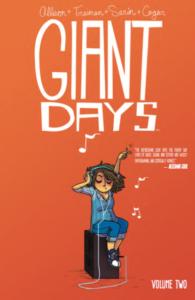 Giant Days V2 Boom!Studios
