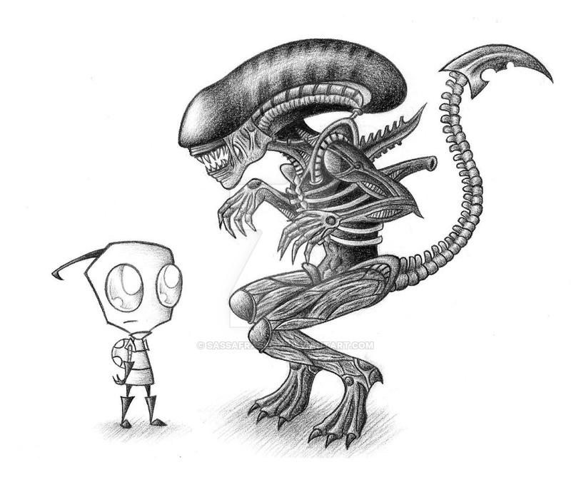 VS Alien