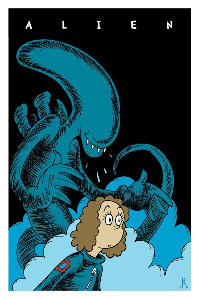 VS Dr. Seuss