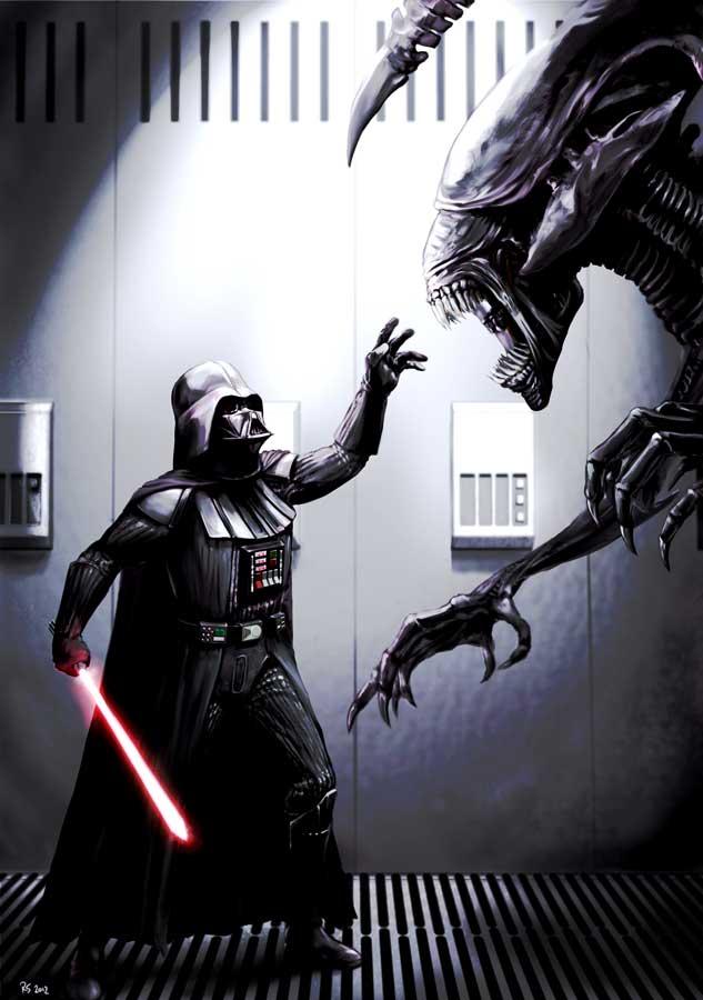 VS Star Wars
