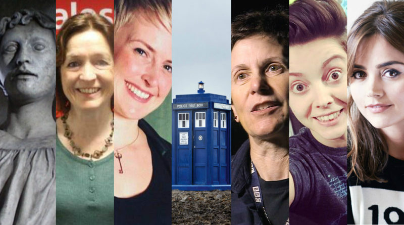 Women of the TARDIS v2