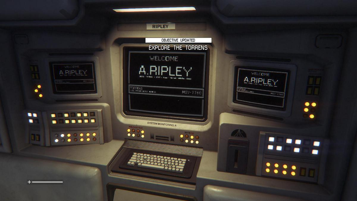 Alien: Isolation - Welcome Ripley
