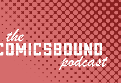 Comicsbound 55: Comicsbound is Back!