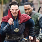 Filming wraps with more on-set action from Doctor Strange