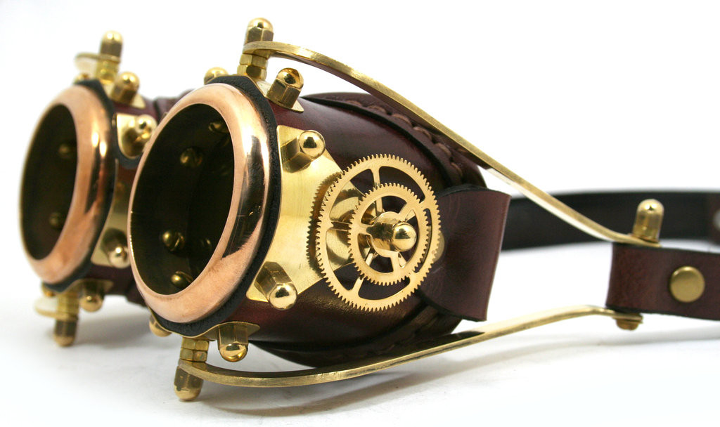 steampunk_goggles_polished_brass_brown_leather_by_ambassadormann-d4zv21s