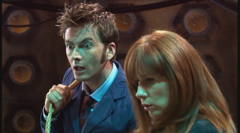 Doctor Who Time Reaver Featured