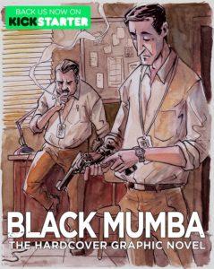 Black Mumba Kickstarter