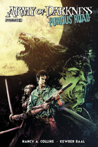 Army of Darkness Furious Road Cover