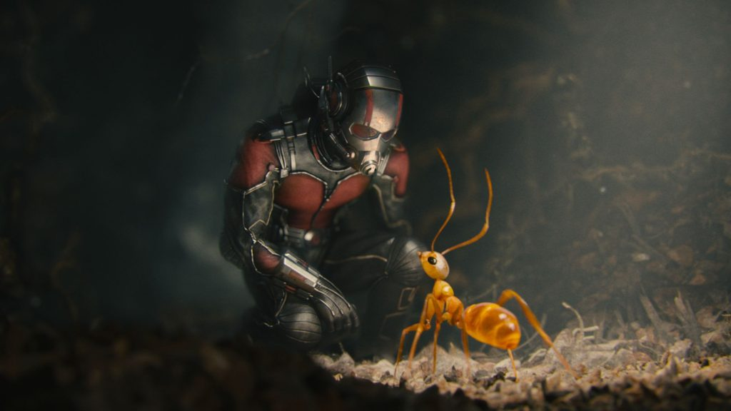 Marvel Cinematic Universe rewatch - Ant-Man