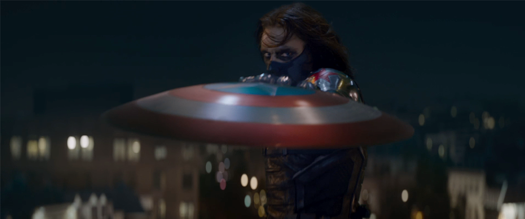 Marvel Cinematic Universe rewatch - Cap 2