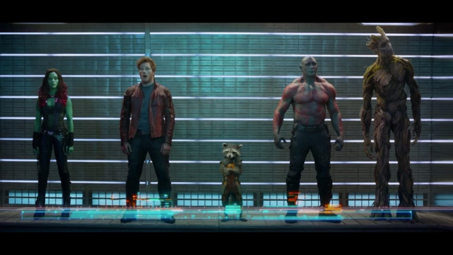Marvel Cinematic Universe rewatch - GotG