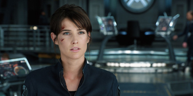 Marvel Cinematic Universe rewatch - Maria Hill
