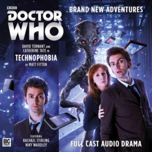 Tenth Doctor Adventures 1.1 Technophobia