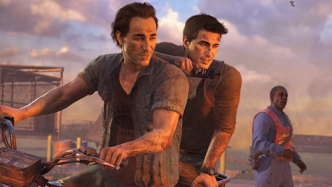 Uncharted 4_Nate and Sam