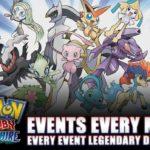 Pokemon's 20th Anniversary June Gift: Manaphy
