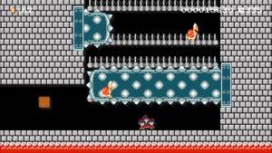 Mario Maker Metal Resistance