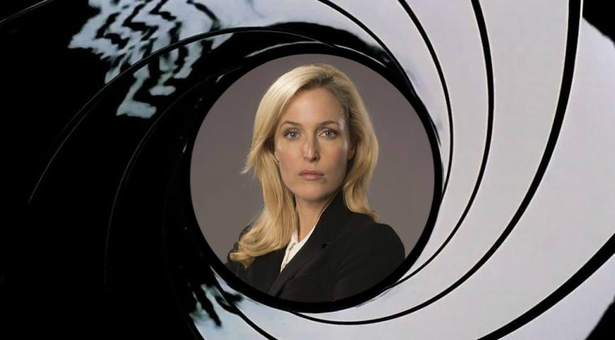 Gillian Anderson Bond
