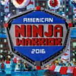 American Ninja Warrior gets the LEGO NINJAGO Treatment