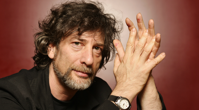 Meet The Creators Neil Gaiman