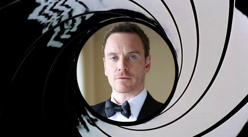 Michael Fassbender Bond