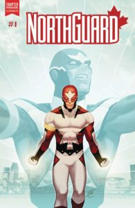 Northguard #1 Cover