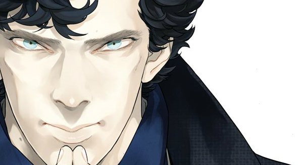 Sherlock A Study in Pink #1 Review