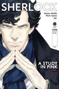 Sherlock A Study in Pink #1 Manga