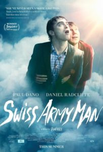 Swiss Army Man Theatrical Poster