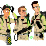 The Best of Ghostbusters Fan Art