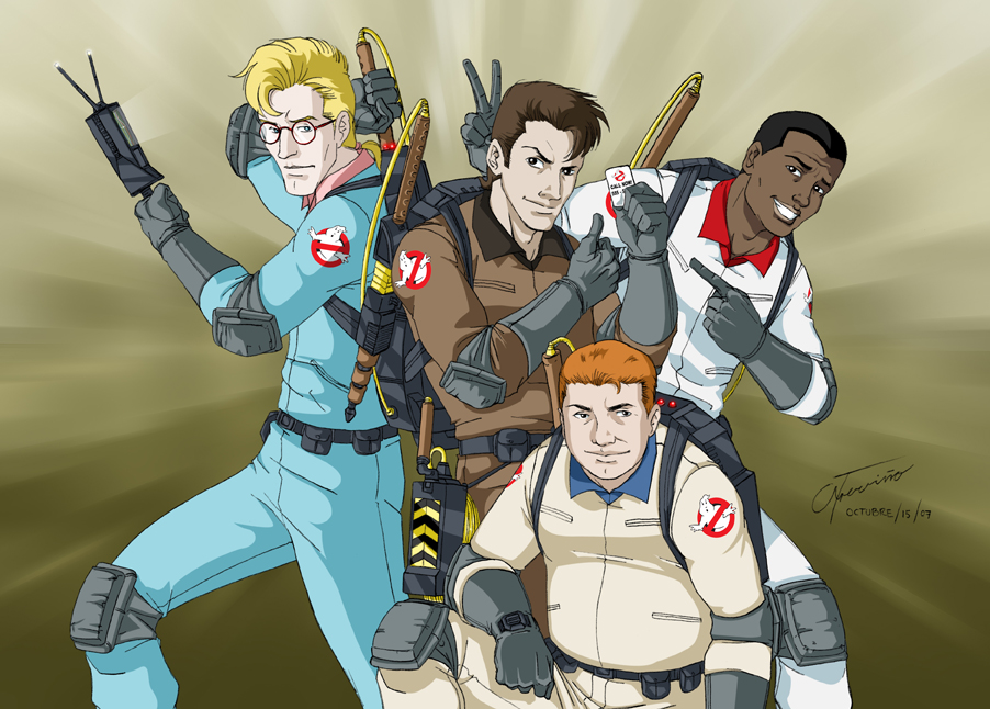 The Real Ghostbusters 1