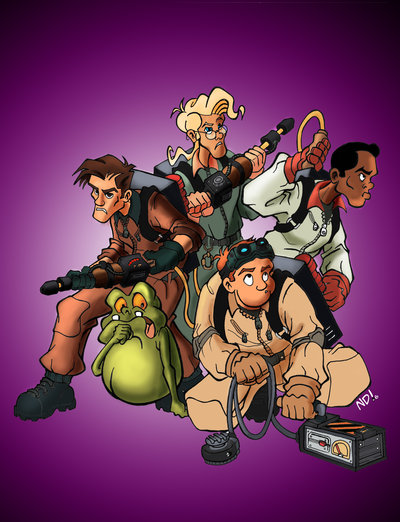 The Real Ghostbusters 3