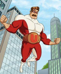 Captain Ultimate Kickstarter